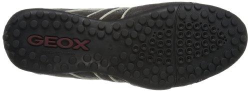 Dk Gris Hombre Geox Snake Grey para C0031 Uomo Bordeaux J Zapatillas wHn41aAq