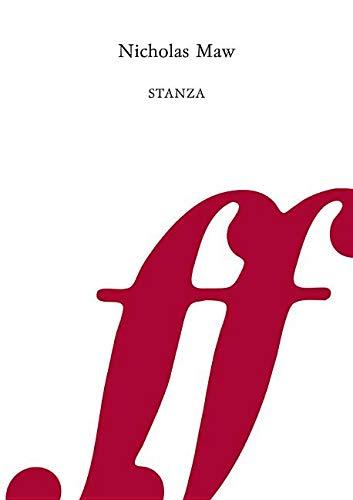 Read Online Stanza: Part (Faber Edition) ebook