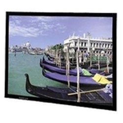 Perm-Wall Fixed Frame Projection Screen Viewing Area: 58