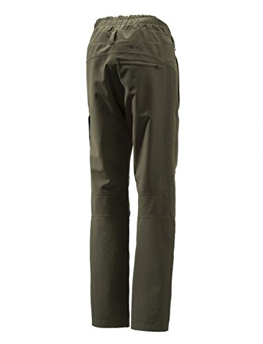 Beretta BECD222022950715XXL Women's Light Active Pants, Green, 2X-Large by Beretta (Image #1)
