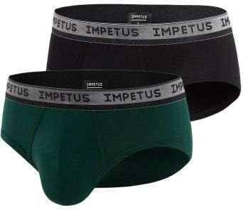 IMPETUS - Pack 2 Calzoncillos Slips: Amazon.es: Ropa y accesorios
