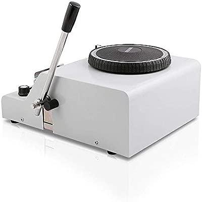 InloveArts Máquina de Relieve 72 Caracteres Impresora de ...