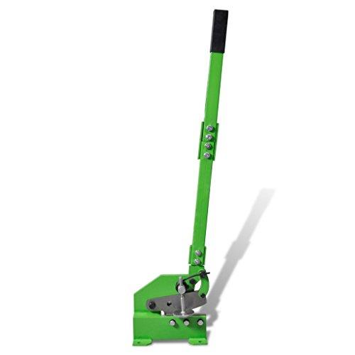 vidaXL Handhebelschere Hebelschere Blechschere Schlagschere Schere 200mm 14kg