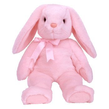 Hoppity Bunny - Beanie Buddy - Hoppity the Bunny