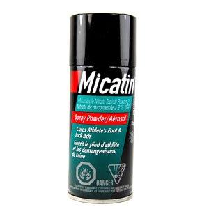 Micatin Antifungal (Micatin Spray Powder)