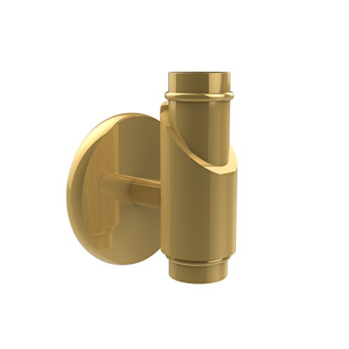 (Allied Brass TR-20A-PB Tribecca Collection Robe Hook Polished Brass)