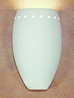 product image for A19 1503 Grenada Wall Sconce - Bisque - Islands of Light Collection