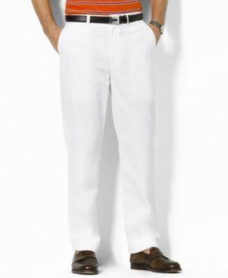 Polo Ralph Lauren Men's Ethan Pant Khaki 38 X 30