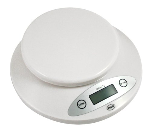 American Weigh 5KG Digital Kitchen Scale with