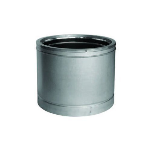 - Chimney 70506 5 in. x 6 in. Duratech Factory-Built Chimney Length- 430-alloy Inner Liner