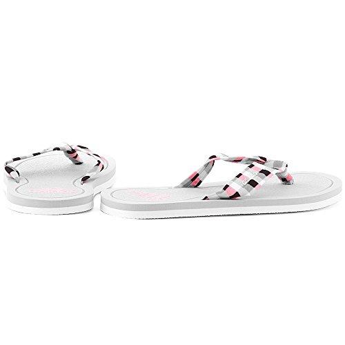 adidas Litha TEX - S78011 White-grey-pink CBGr92D
