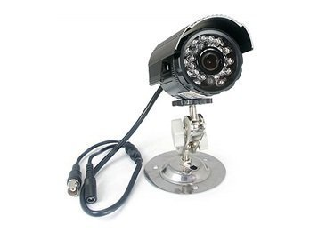 - 1/3 SONY Chip 540TVL 3.6mm Security IR Waterproof CCTV Camera with PAL TV System INS-WPIRCAM38 (Bl