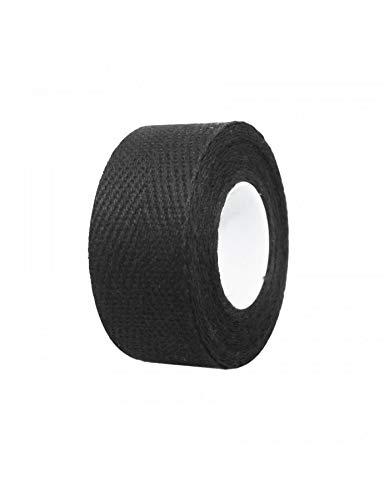 Motodak Cinta de Manillar Velox Trenzado de algodón Negro 20 mm x 2,50 m (se Vende a la Jarre de 30): Amazon.es: Deportes y aire libre