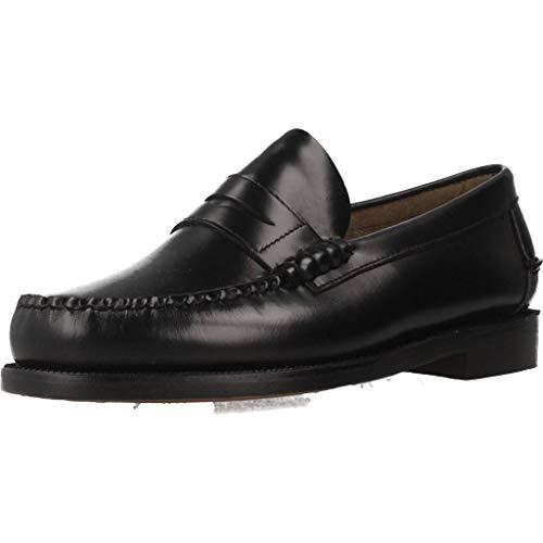 Color De Zapatos Negro Modelo Brushed Hombre Negro Classic Para Cordones Hombre Sebago Sebago Penny Marca Sue qfwdwFI