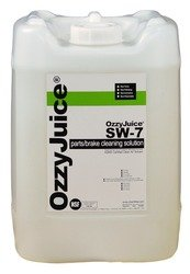 OzzyJuice Parts/Brake Cleaning Solution (SW-7) for SmartWasher Parts Cleaning Systems, 5 gallon pail (14721) by Chemfree