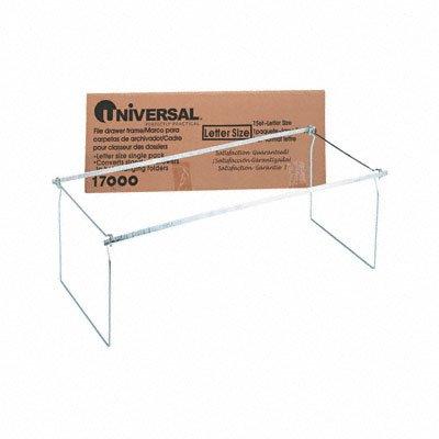 Universal® Screw-Together Hanging Folder Frame FRAME,HANGING FOLDER,LTR MFC7820N (Pack of20)