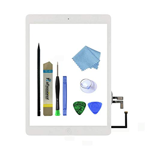 Zentop White IPad Air 1st Generation Touch Screen