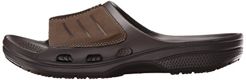 Pictures of Crocs Men's Yukon Mesa Slide Sandal D(M) Mens 5