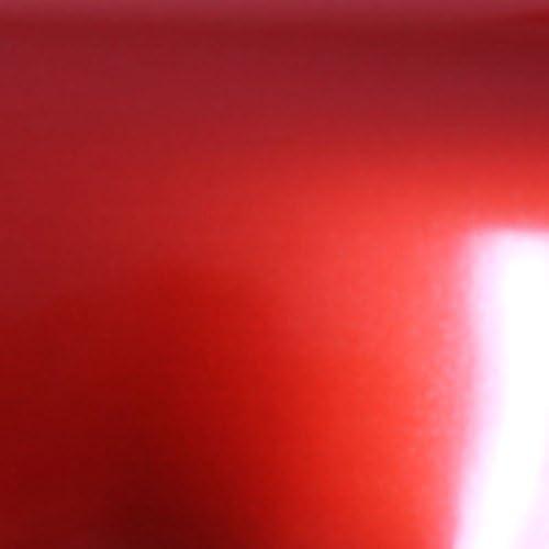 Flex Camiseta de textil pantalla para plotter 5 unidades DIN A4 – Metálico Rojo – siser E0007: Amazon.es: Jardín