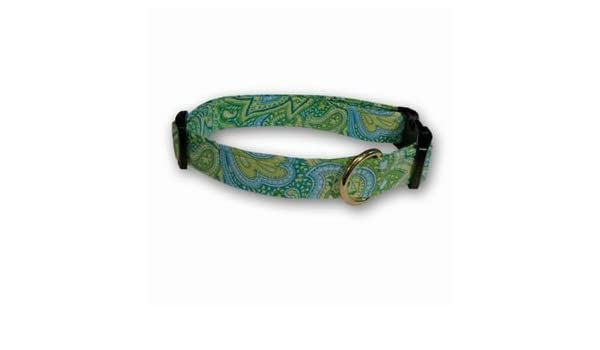 Amazon.com : Elmou0027s Closet Dog Collar   Borano (Medium) : Pet Collars : Pet  Supplies