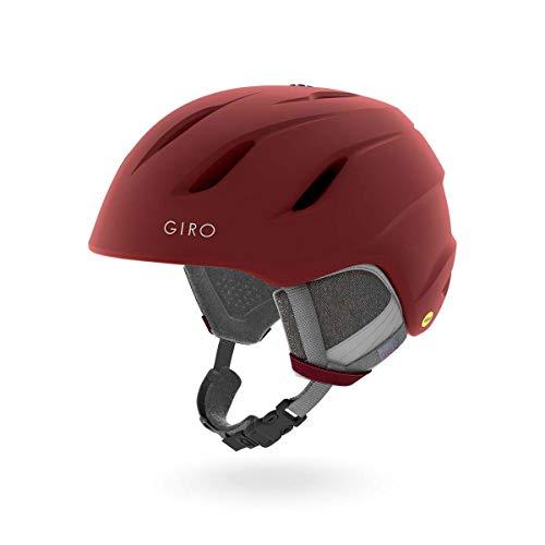 Giro Era MIPS Womens Snow Helmet Matte Scarlet Peak MD 55.5-59cm (Bob And Terrys Ski And Sports Outlet)