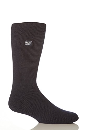 Heat Holders Thermal Socks, Men's Original, US Shoe Size 7-12, Navy ()