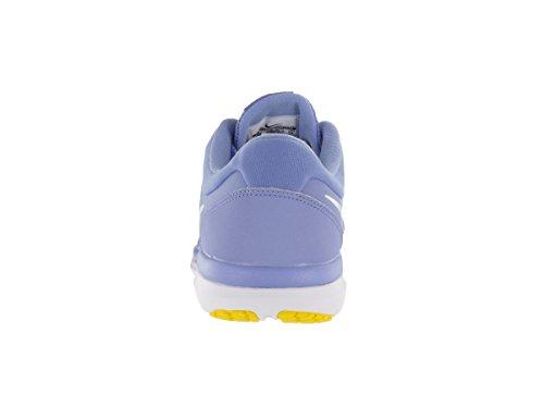 Nike Kvinna Flex 2015 Rn Chlk Bl / Vit / Hypr Orng / Vrsty Löparskor 11 Kvinnor Oss