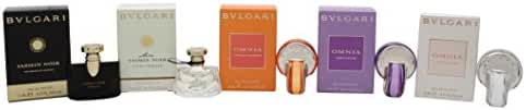 Bvlgari The Women's Gift Collection 5 Piece Mini Gift Set