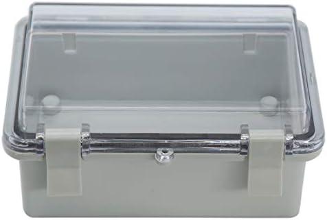 Rnd composants en plastique Boîtier 155 x 92 x 29.5 mm gris//gris clair ABS