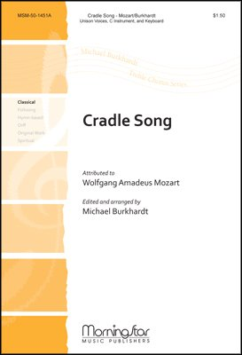 Cradle Song(Choral Score) - Keyboard, C Instrument - Choral Sheet Music