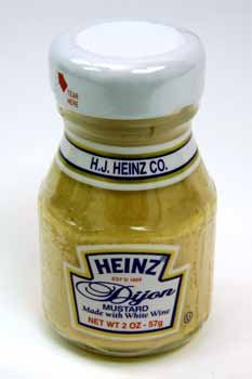 Heinz Portion Pack Dijon Mustard by Dot Foods Inc