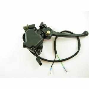Front Brake Throttle Thumb Assembly / Housing for Chinese Made 110cc, 125cc, 150cc, 200cc, 250cc ATV - Hndl Front