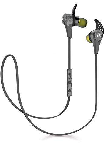 JayBird BlueBuds X Sport Bluetooth Headphones - Camo