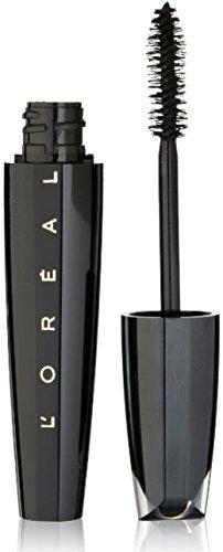 L'Oréal Paris Voluminous Extra Volume Collagen Washable Mascara, 675 Black (Pack of 2)