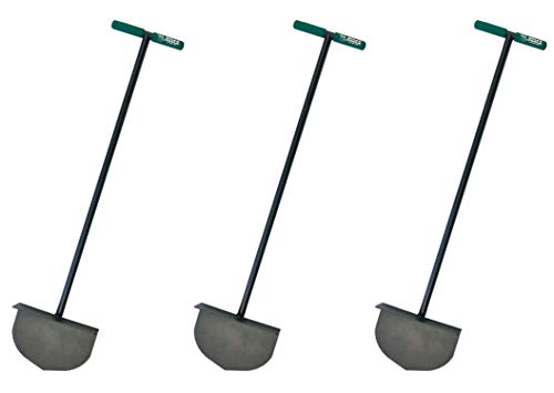 Bully Tools 92251 Round Lawn Edger with Steel T-Style Handle (Thrее Рack)