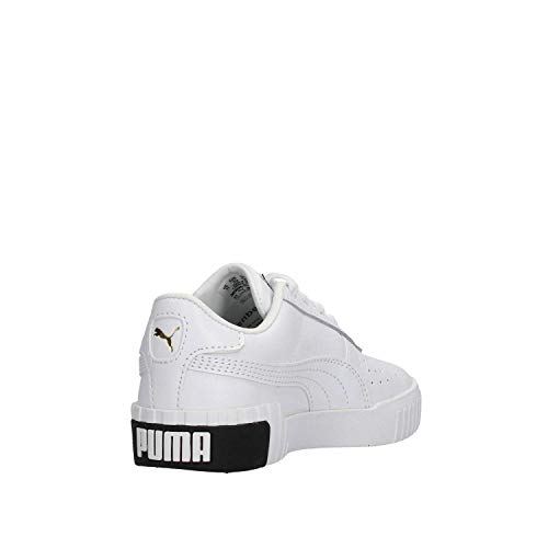 Bianco Bianco Cali Sneakers 369698 Nero 34 03 Ps Puma T6xgnPn