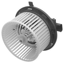 Genuine BMW E36 Compact Heater Blower OEM 64118361913