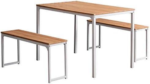 Editors' Choice: Bonzy Home Dining Room Table Set 3