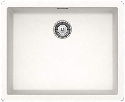 Schock Brooklyn N100l Kitchen Sink Bykn100la07 White Amazon Com