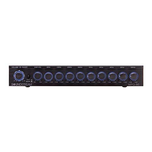 Soundstream MPQ‐90 Bass Reconstruction Processor