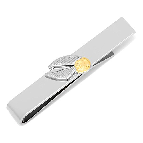 Harry Potter Golden Snitch Tie Bar by Man Fixings