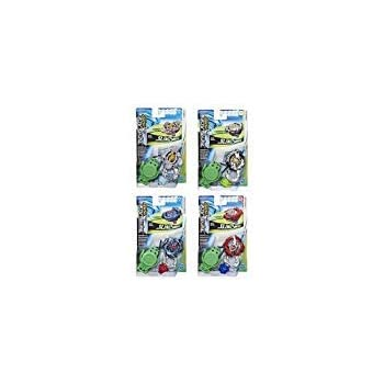 Playset Beyblade Burst Turbo Slingshock Starter Pack Wave 1 Set of 4