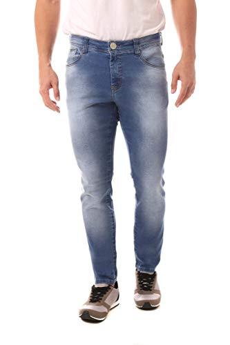 Calça Jeans Denuncia Skinny Azul 40