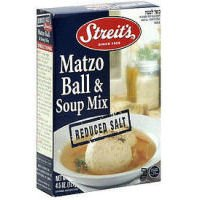 STREITS SOUP MIX MATZO BALL LS, 4.5 OZ
