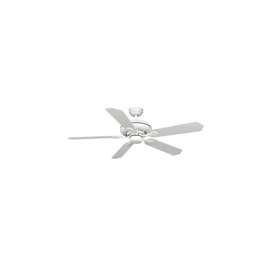 Silver Medallion 5 Blade Indoor Ceiling Fan FN52275