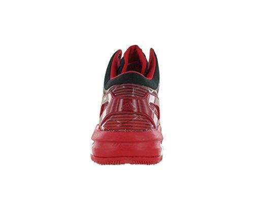 Adidas Som Crazylight Boost Lowry Basketball Herresko Størrelse Scarlet / Hvid / Sort FAa5h3