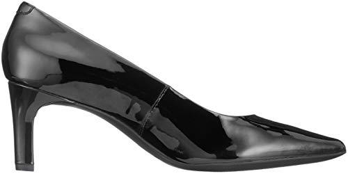 C9999 A D Geox Bibbiana Nero black Con Donna Tacco Scarpe ApPzEx
