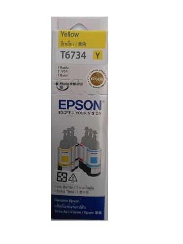 EPSON Genuine Yellow refill Ink 70ml. ,EPSON Genui...