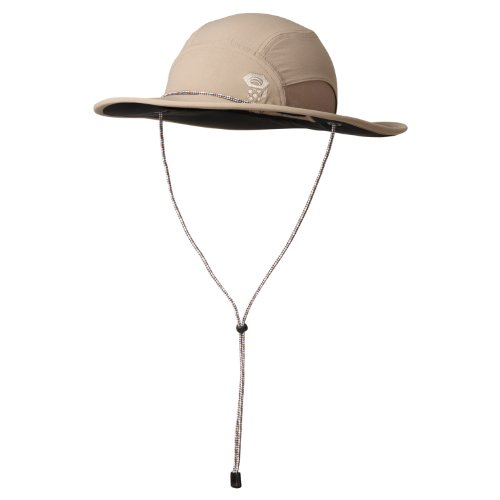 Mountain Hardwear Sun Hat (Mountain Hardwear Talus Sun Hat - Men's Khaki 299)