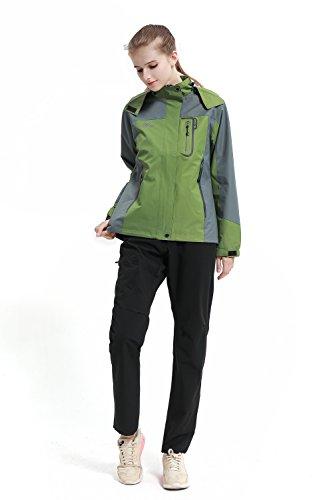 Diamond Candy Sportswear Women S Waterproof Jacket Outdoor